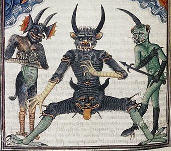 339px-Lucifer_waiting_for_the_Last_Judgement_Livre_de_la_Vigne_nostre_Seigneur_f._067v_1450-1470