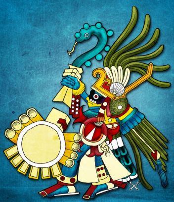 huitzilopochtli-dios-mexica-de-la-guerra