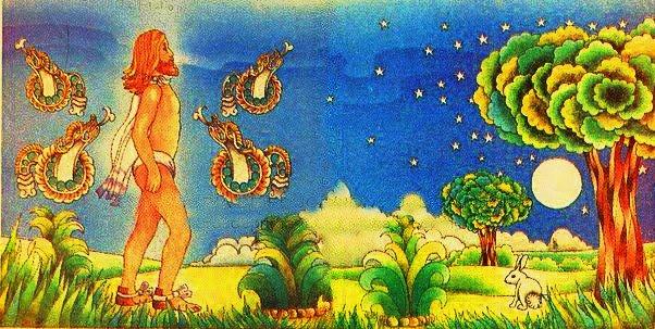 Quetzalcoatl barbado